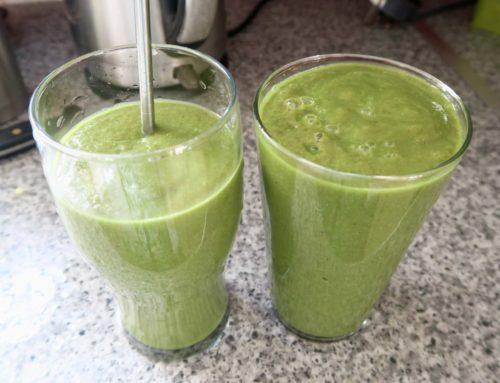 Recipe – Ultimate Healing Amla & Flax Green Smoothie